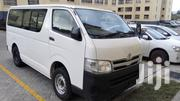 Toyota HiAce 2013 White | Buses for sale in Nairobi, Parklands/Highridge