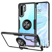 Huawei P30 Pro P30 Nova 4E Case Clear TPU Rubber Magnetic Stand Cover   Accessories for Mobile Phones & Tablets for sale in Nairobi, Nairobi Central