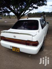 Toyota Corolla 1993 Sedan White | Cars for sale in Nakuru, Mai Mahiu