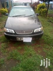 Toyota Corolla 2000 Black | Cars for sale in Kericho, Ainamoi