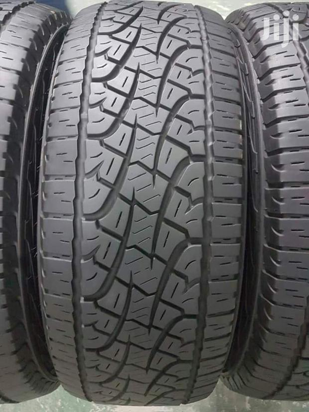 265/65/17 Pirell Tyres Is Made In China