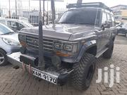 Toyota Land Cruiser 1994 Gray | Cars for sale in Nairobi, Kilimani