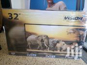 Vision Plus VP2DB 32 Inches Digital HD LED TV Black FREE WAL MOUNT | TV & DVD Equipment for sale in Nairobi, Embakasi