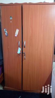 Quick Sale: Two-Column Wooden Clothing Wardrobe | Furniture for sale in Nairobi, Roysambu