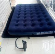 Inflatable Mattress With A Pump   Home Accessories for sale in Nairobi, Nairobi Central
