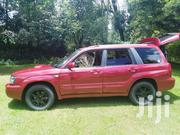 Subaru Forester 2004 Red | Cars for sale in Kericho, Kipchebor