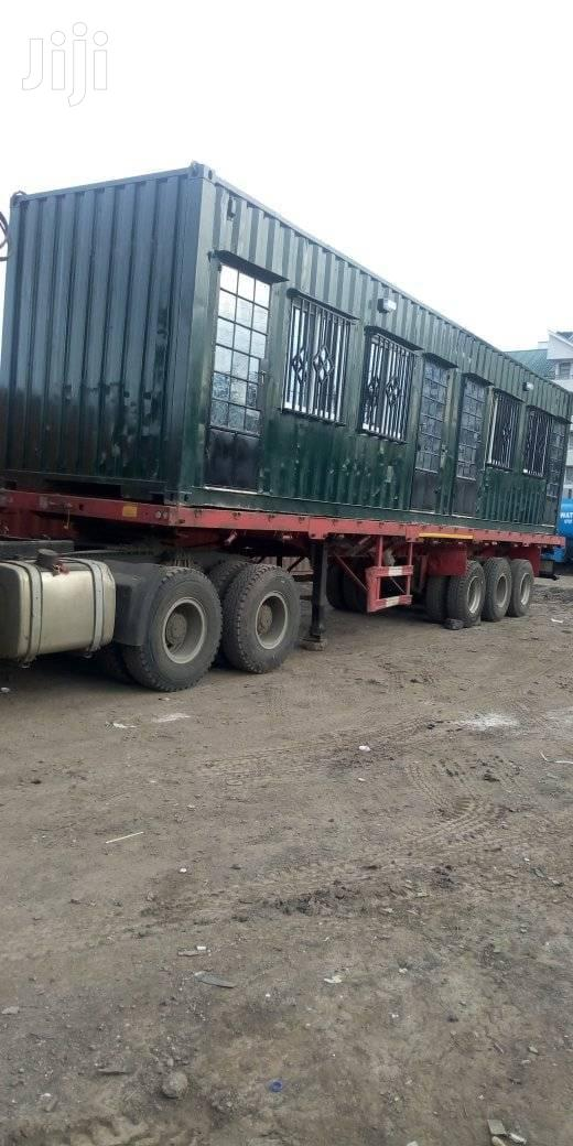 Archive: 40ft And 20ft Containers For Sale