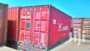 20 Foot Used Shipping Container For Sale | Manufacturing Equipment for sale in Nairobi, Ruai