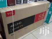 TCL Curved 55 Inches 4K Uhd Smart TV | TV & DVD Equipment for sale in Nairobi, Nairobi Central