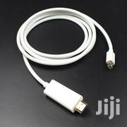 1.8m Mini Displayport DP To HDMI Male AV Adapter Cable | TV & DVD Equipment for sale in Nairobi, Nairobi Central
