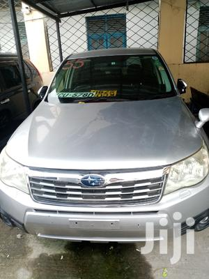Subaru Forester 2011 2.0D XC Silver