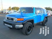 New Toyota FJ Cruiser 2013 4X4 AT Blue | Cars for sale in Nairobi, Parklands/Highridge