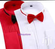 Executive 100% Cotton Events Tuxedo Shirts | Clothing for sale in Nairobi, Nairobi Central