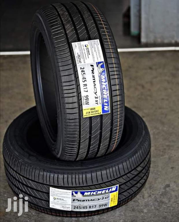 245/45/17 Michelin Tyres Is Made In USA