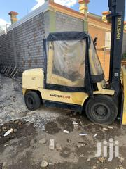 2003 Hyster Forklift Yellow | Heavy Equipments for sale in Kajiado, Ongata Rongai