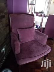 2 Purple Swede Arm Chairs | Furniture for sale in Nairobi, Lavington