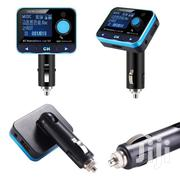 Car Kit Bluetooth FM Transmitter Auto Music USB Radio Play Handsfree | Vehicle Parts & Accessories for sale in Nairobi, Nairobi Central