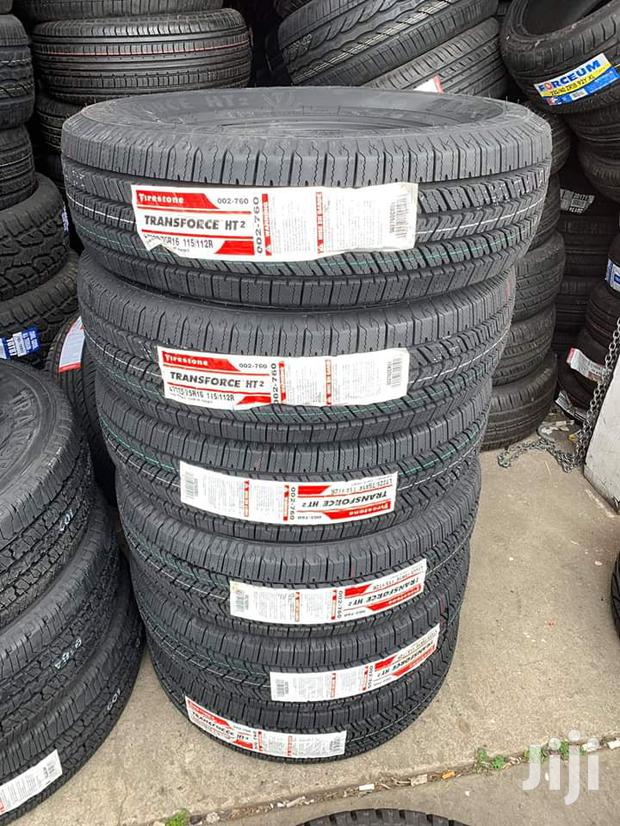 235/55/19 Mastercraft Tyre's Is Made In USA