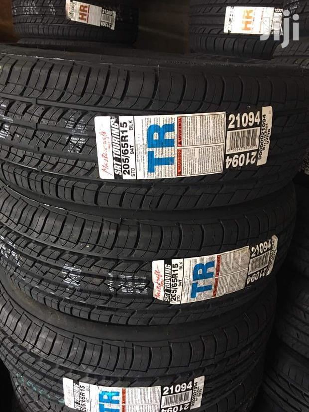 205/65/15 Mastercraft Tyre's Is Made In USA