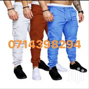 2019 Unisex Cargo Pants | Clothing for sale in Nairobi, Nairobi Central