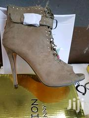 High Heeled Peep Toe Boot | Shoes for sale in Nairobi, Nairobi Central
