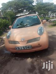 Nissan March 2002 Orange | Cars for sale in Nairobi, Harambee