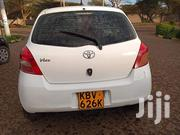 Toyota Vitz 2007 White | Cars for sale in Kajiado, Ongata Rongai