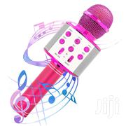 Wireless Karaoke Microphone For Kids 4 In One -pink | Audio & Music Equipment for sale in Nairobi, Nairobi Central