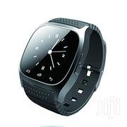 Bluetooth Fitness Smart Watch With Pedometre -black   Smart Watches & Trackers for sale in Nairobi, Nairobi Central