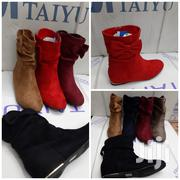 Ladies Flat Calf Boots | Shoes for sale in Nairobi, Nairobi Central