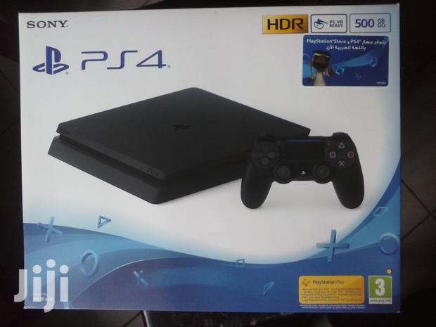 Archive: PS4 500GB Bundle (Controller + 1 Game)