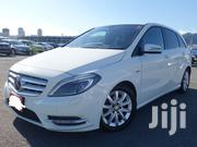 Mercedes Benz B Class 2013 White | Cars for sale in Mombasa, Tudor