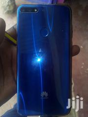 Huawei Y7 Prime 32 GB Blue | Mobile Phones for sale in Bungoma, Township D