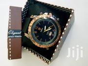 Heavy Leather Watches With Dates | Watches for sale in Mombasa, Bamburi