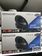 Kenwood Woofer Kfc-mw3000 | Vehicle Parts & Accessories for sale in Nairobi, Nairobi Central
