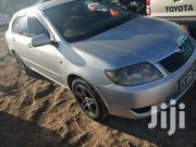 Toyota Corolla 2005 Silver | Cars for sale in Nairobi, Kasarani