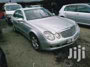 Mercedes-Benz E200 2007 Silver | Cars for sale in Nairobi, Karen