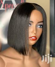 Bob Human Hair 8 Inches In Bundles And Wig With Closure | Hair Beauty for sale in Nairobi, Nairobi Central