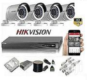 Hikvision CCTV Security Cameras - 4 Channel Kit- 720p 1 TB HDD   Security & Surveillance for sale in Nairobi, Nairobi Central