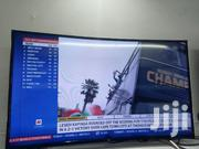 """Tcl 48"""" Smart Curved 
