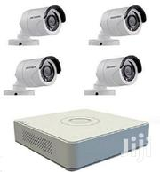 Hikvision CCTV Security Cameras 4 Channel Kit   Security & Surveillance for sale in Nairobi, Nairobi Central