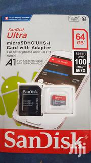 Sandisk Memory 64gb | Accessories for Mobile Phones & Tablets for sale in Mombasa, Tudor