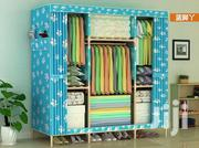 Portable Printed Wardrobe With Wooden Frames | Furniture for sale in Nairobi, Nairobi Central