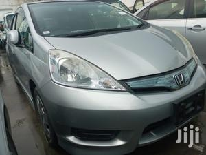 New Honda Fit 2013 Silver