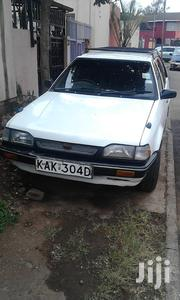 Mazda Familia 1998 White | Cars for sale in Nakuru, Naivasha East