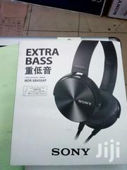 Sony Headphone Wired XB450   Accessories for Mobile Phones & Tablets for sale in Nairobi, Nairobi Central