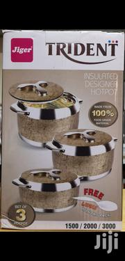 Trident Insulated Hot Pots Set of 3 | Kitchen & Dining for sale in Nairobi, Nairobi Central