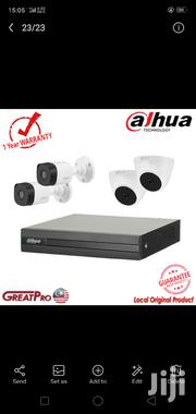 4 Cctv Dahua Complete Set Up | Security & Surveillance for sale in Nairobi, Nairobi Central