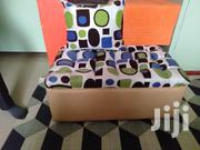 Poof With A Throw Pillow | Home Accessories for sale in Nakuru, Bahati