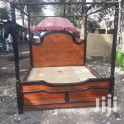 Bed With Poles | Furniture for sale in Nairobi, Ngara
